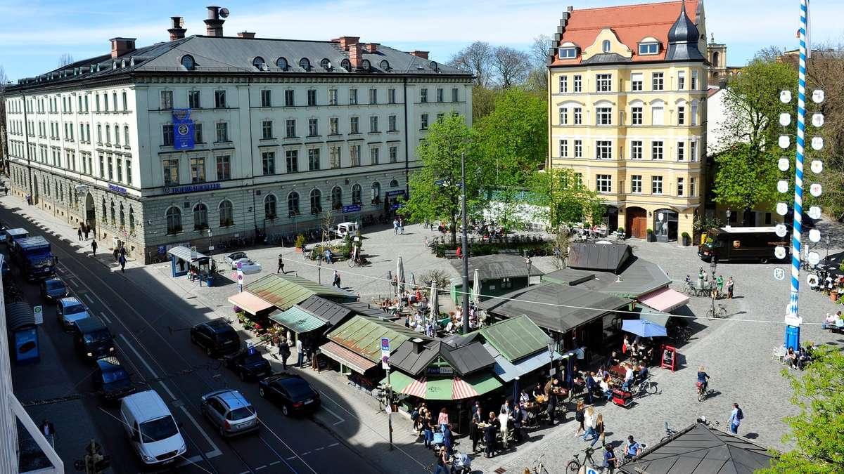 Wiener Platz in Haidhausen Stadt will Marktstände
