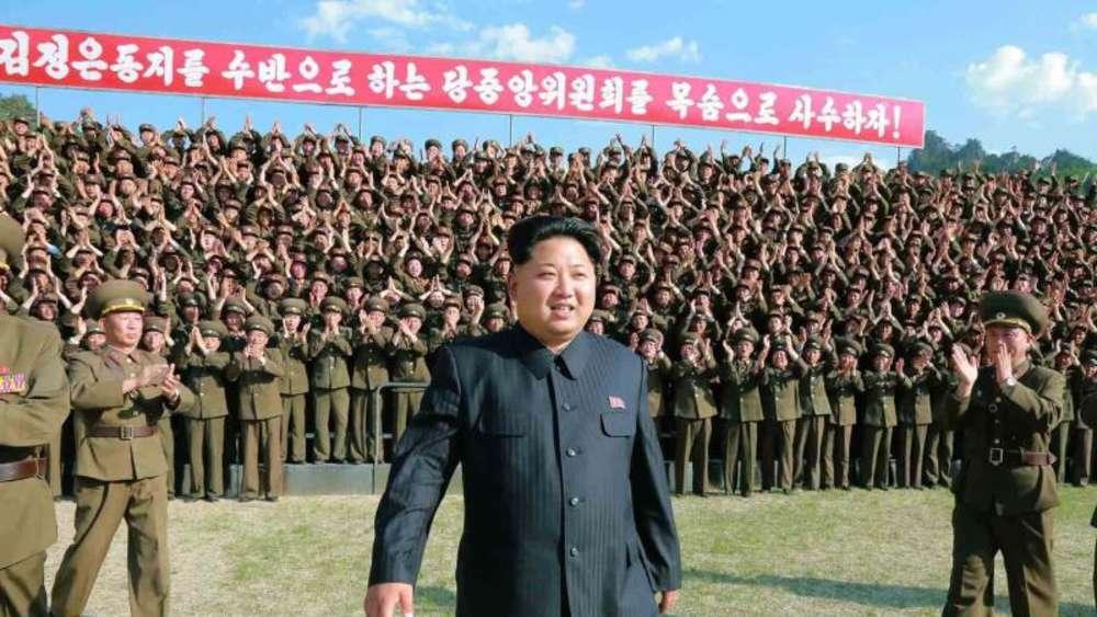 Diktatur In Nordkorea