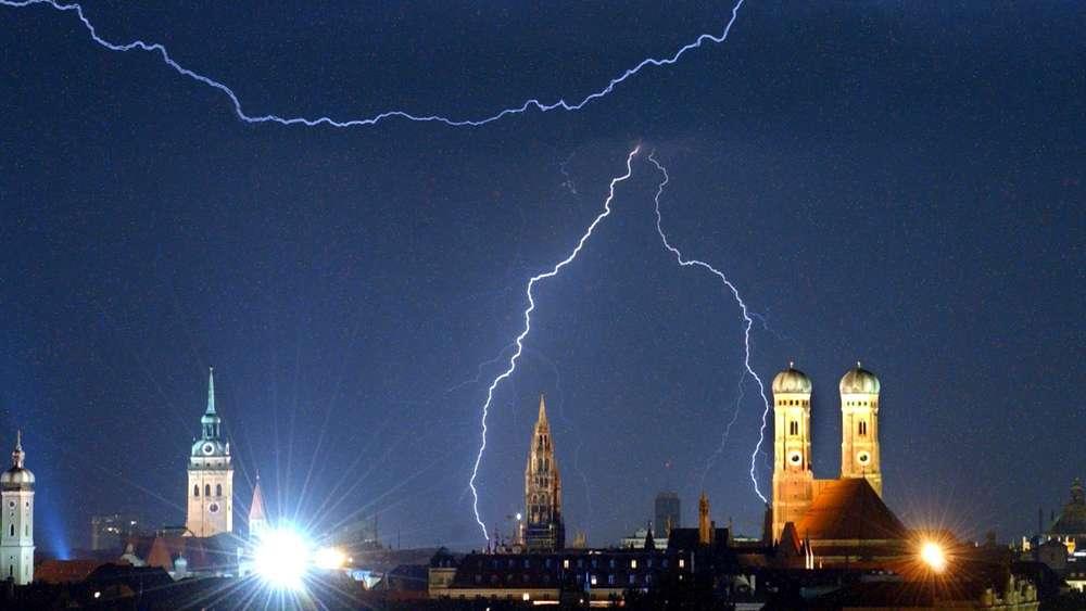Weather München