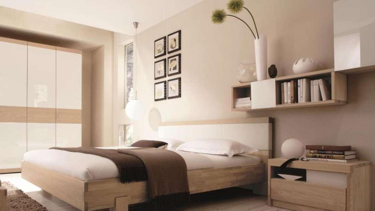 bitte abstand halten - einrichtungstipps fürs schlafzimmer | wohnen