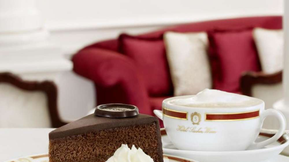 Ein Kuchen Sorgt Fur Zwist Wie Sieht Die Sacher Torte Aus Genuss
