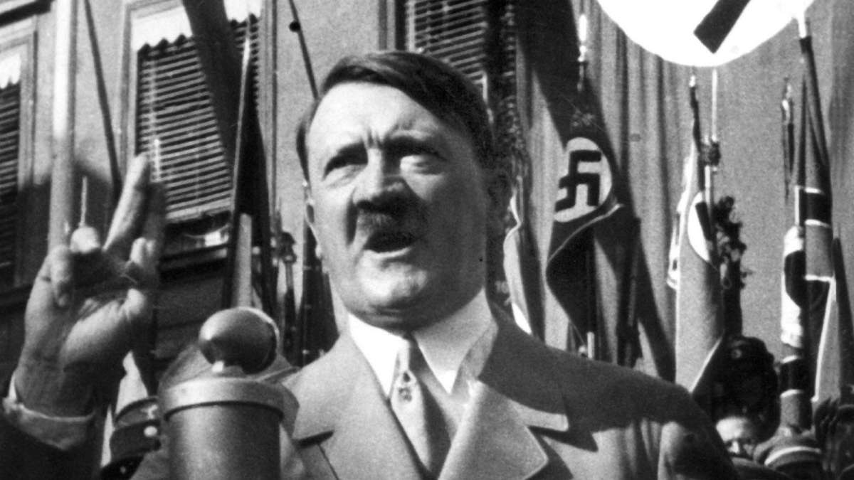 adolf hitler final Adolf hitler was actually a vegetarian, animal-lover, an author, an artist, a political activist, economic unlike the demonic portrait that history has painted of him, hitler was beloved by his people and he.