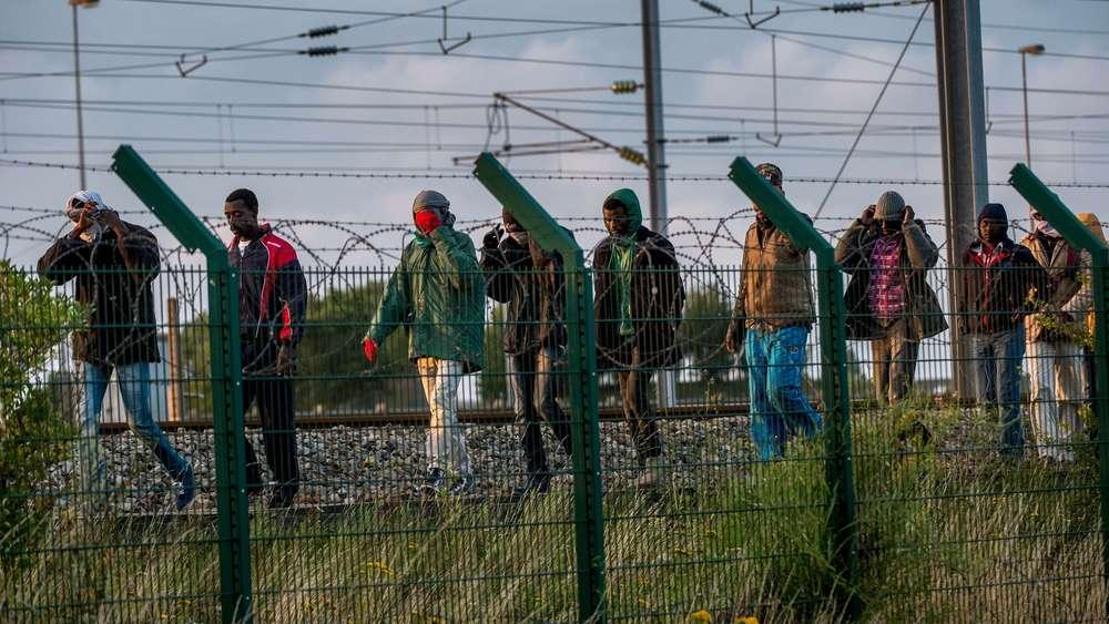 Flüchtlinge Großbritannien
