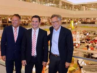 Neu Eröffnung Bei Möbel Höffner In München Freiham Möbel Höffner
