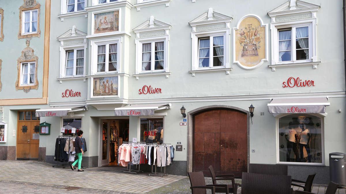 Stadtrat Diskussion Ber Das Bild Der Marktstra E Bad T Lz