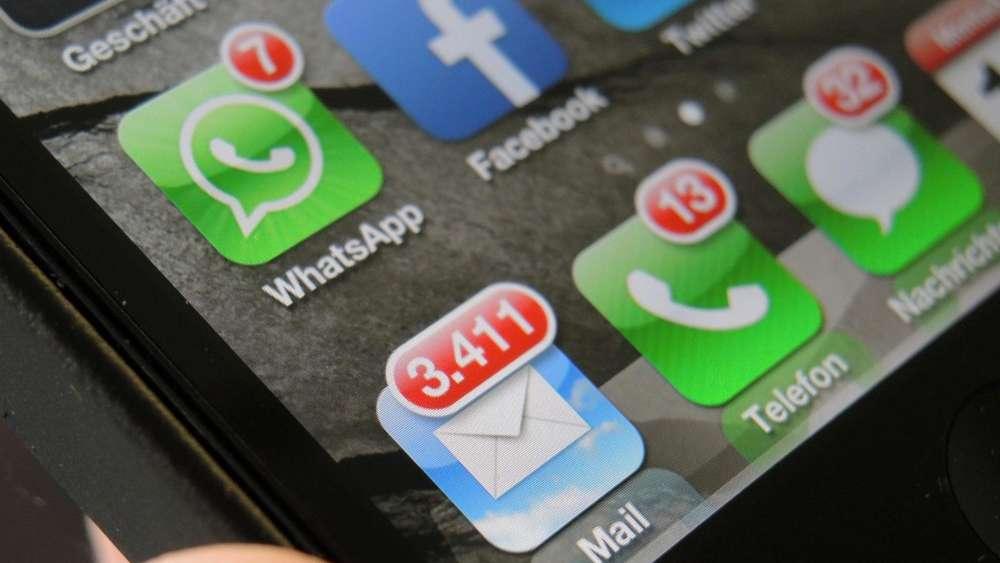 Whatsapp ausspähen wlan