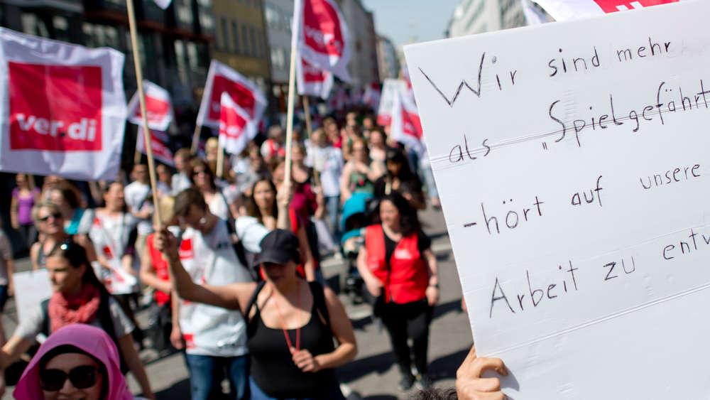 Streik Kita Schlichtung
