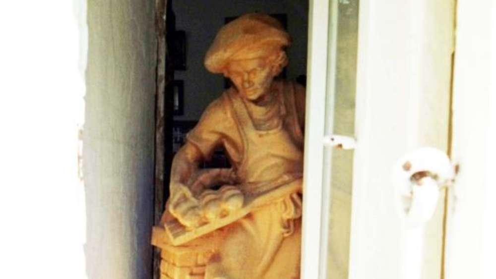 Fenster Fürstenfeldbruck fürstenfeldbruck aus dem fenster beim bücherl lugt ein bäcker