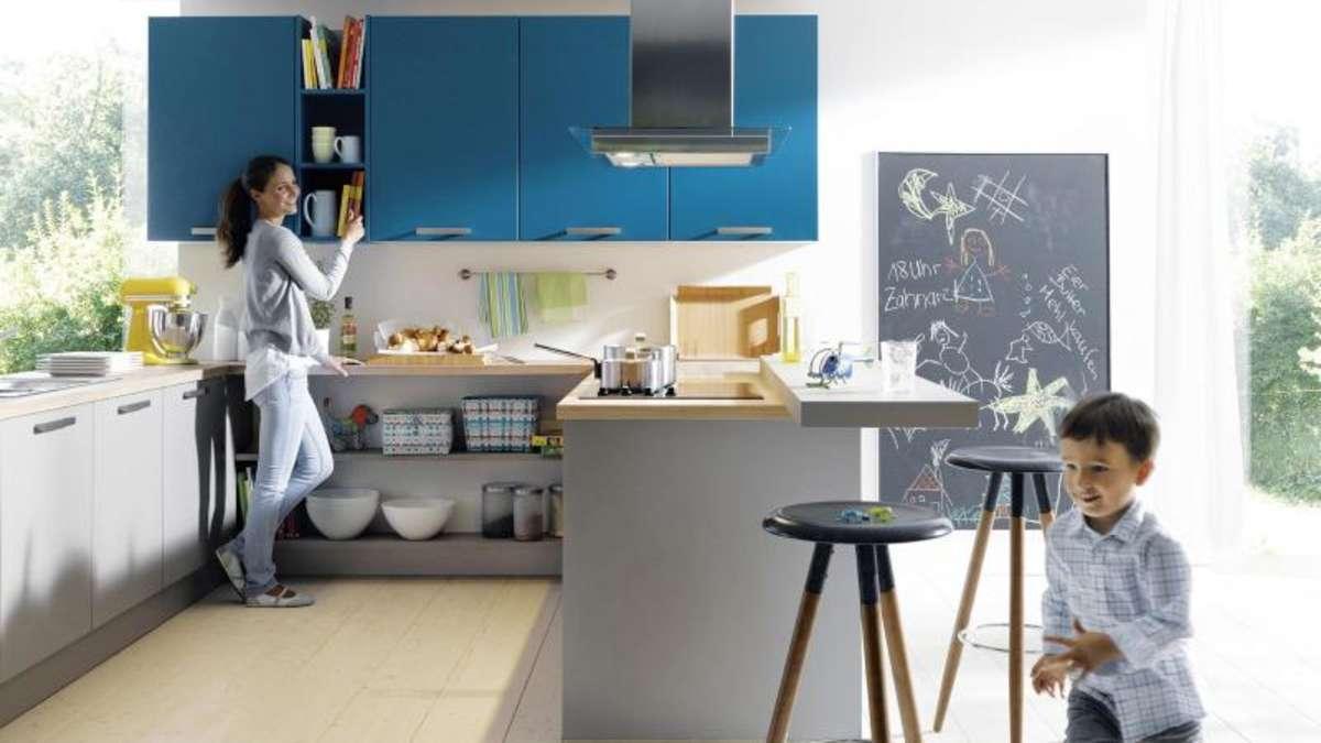 Küche braucht maximal drei verschiedene Farben | Wohnen