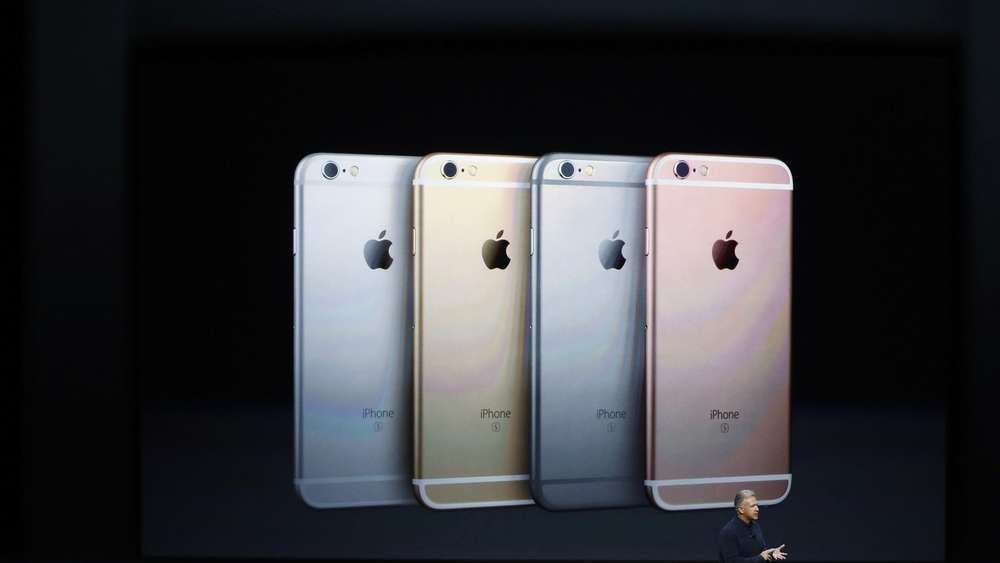 Apple iPhone 6s iPhone 6s Plus