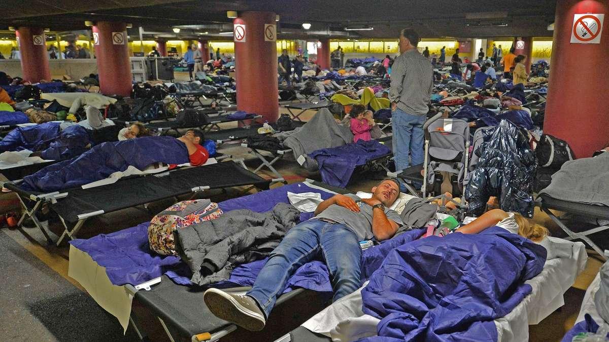 München Flüchtlinge Aktuell