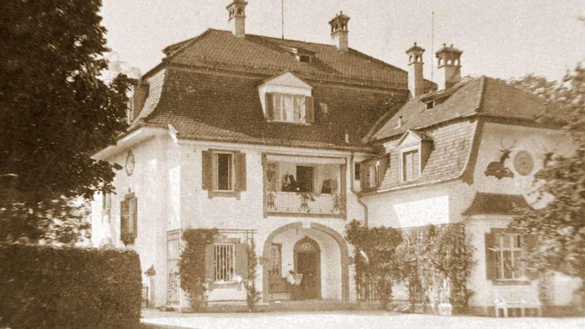 Seidl-Landhaus wird wieder aufgebaut   Bad Tölz