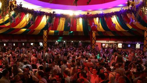 After-Wiesn im Hippodrom