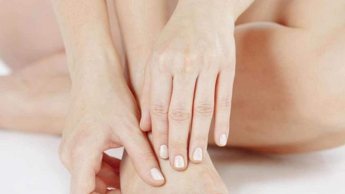 Nagelpilz: Brüchige und gelbe Nägel sind ein Alarmsignal | Gesundheit