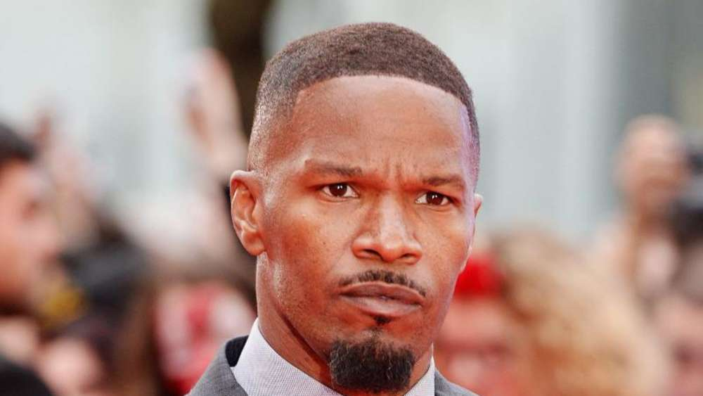 "Jamie Foxx bei der ""Spiderman""-Premiere 2014 in London. Foto: Andy Rain"