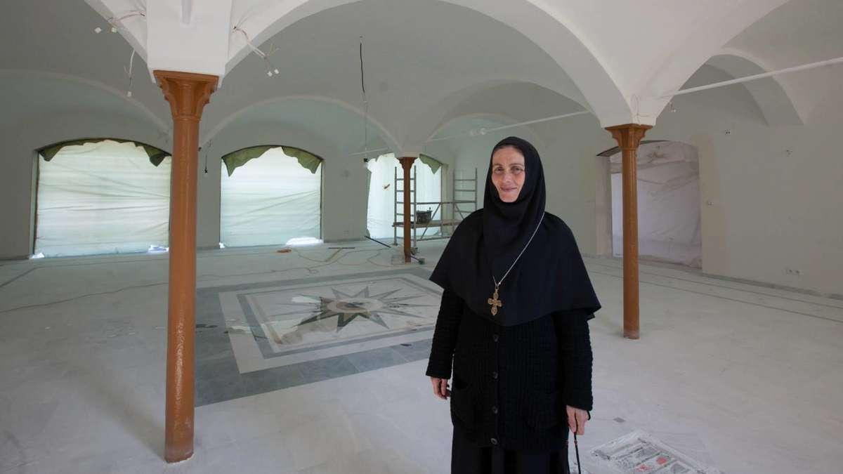 Frauenkloster Auf Zeit