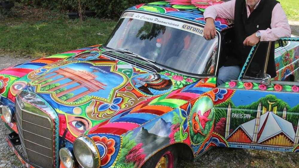 Das Auto Ist Die Perfekte Leinwand Munchen Landkreis