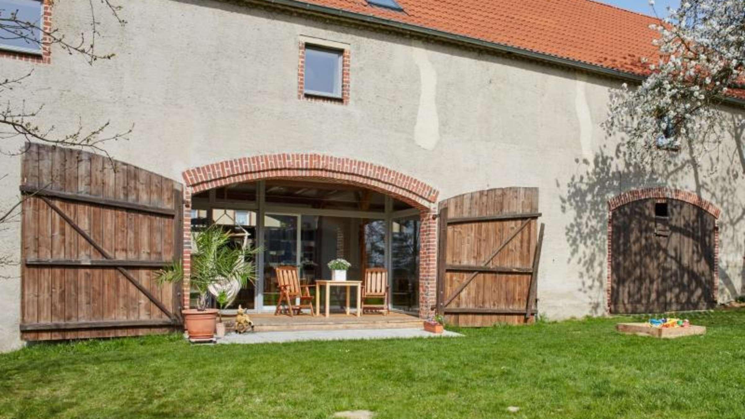So geht's Architekten für Scheunen Umbau finden   Wohnen