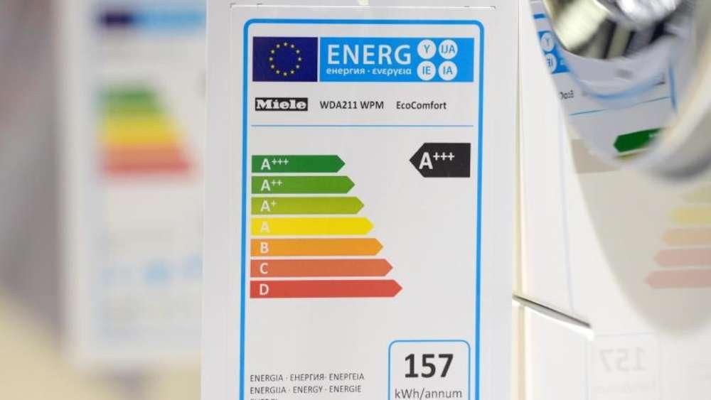 Energielabel A Stiftung Warentest Prufte Wie Effizient Waschmaschinen Wirklich Sind Testsieger Wurden Die