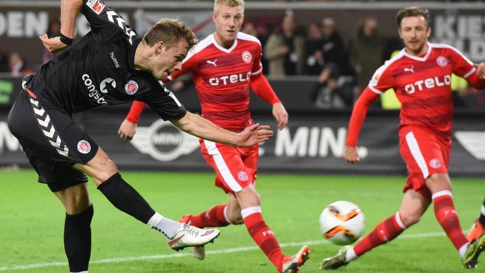 St. Pauli Gegen Fortuna Düsseldorf