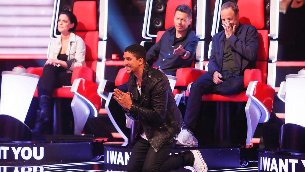 The Voice of Germany 2015 Jury