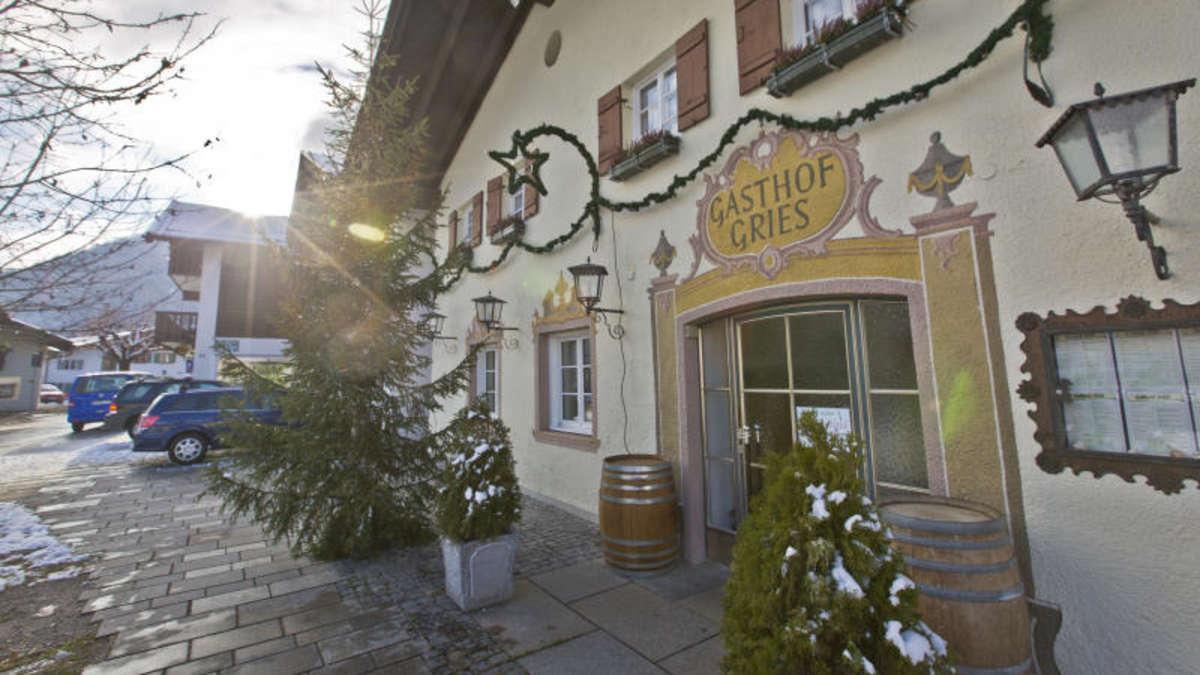 Gaststätten Garmisch-Partenkirchen