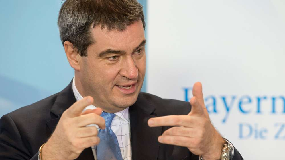 Markus Söder Interview
