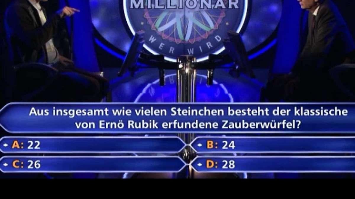 Wer Wird Millionär Millionenfragen