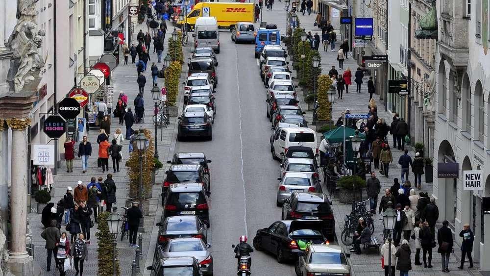 Nächste Runde Im Streit Um Die Sendlinger Straße Altstadt Lehel