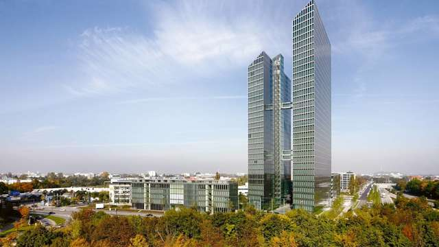 IBM zieht in die HighLight Towers