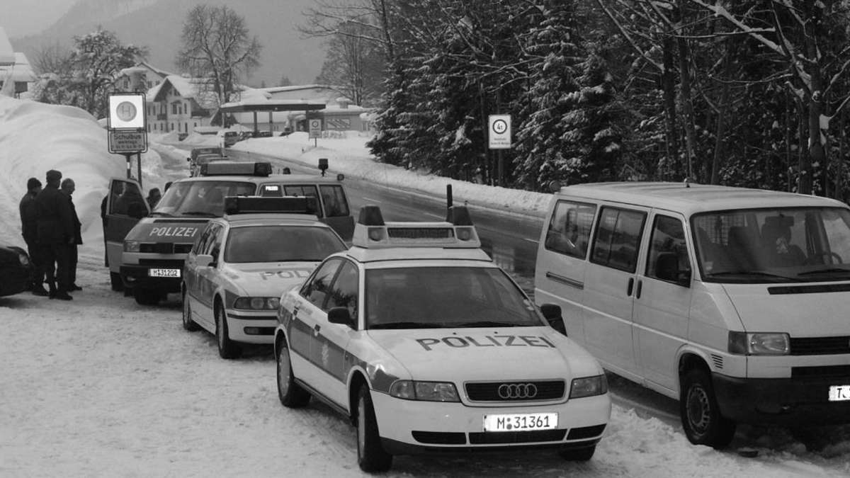 Polizei Lenggries