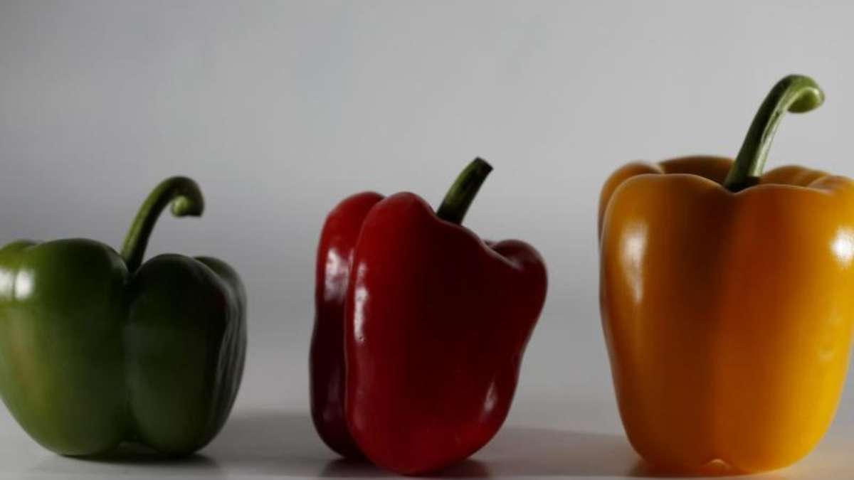 paprika statt pillen vitamin c lieferanten zur winterzeit genuss. Black Bedroom Furniture Sets. Home Design Ideas