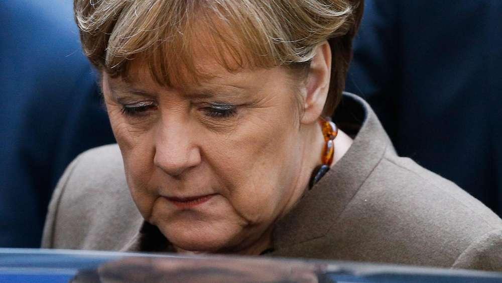 Kanzlerin Merkel Rücktritt