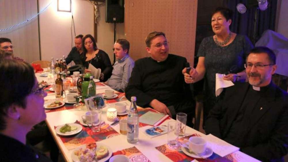 Weihnachtsfeier Im Januar.Zehn Jahre Polnische Gemeinde Eine Weihnachtsfeier Im Januar Erding