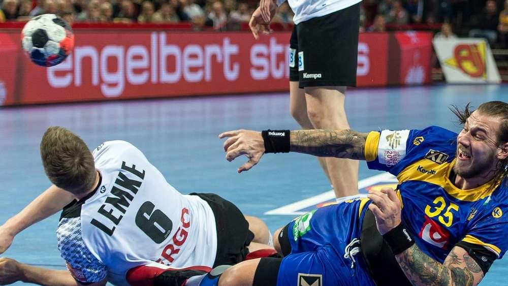 handball deutschland schweden