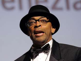 Filmemacher Spike Lee.