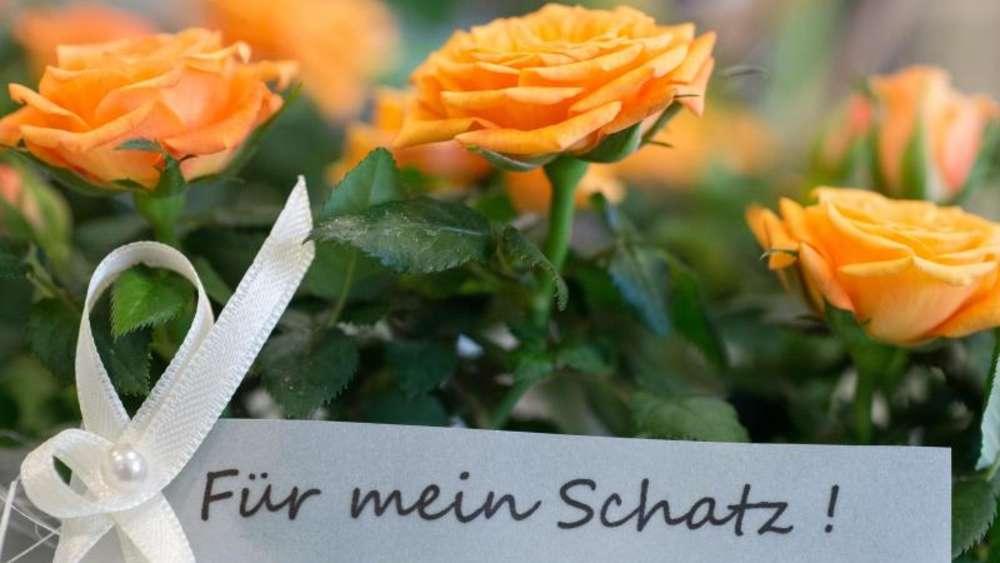 Partner Am Valentinstag Keine Blumen Ins Buro Schicken Leben