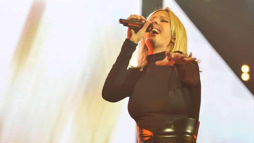Ellie Golding In Der Münchner Olympiahalle Konzertkritik Kultur