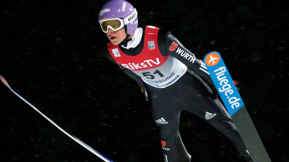 "Skifliegen, Vikersund, Andreas Wellinger, Norwegen, ""Monsterbakken"""