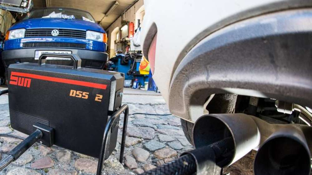 Dieselverkäufe deutscher Autobauer in USA brechen ein   Wirtschaft