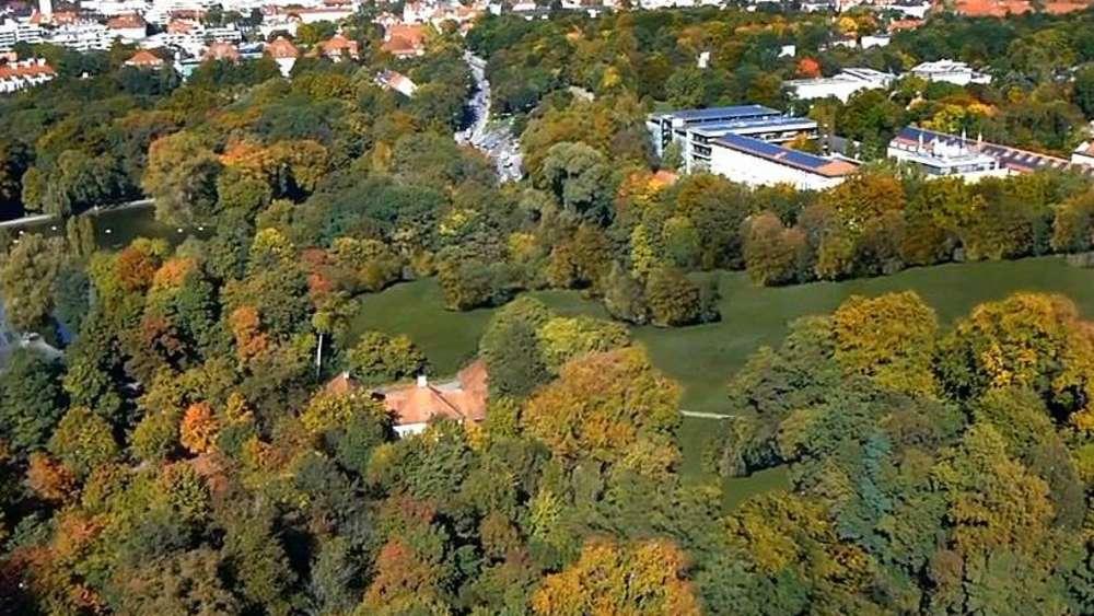 Englischer Garten Der Traum Vom Tunnel Lebt Schwabing Freimann
