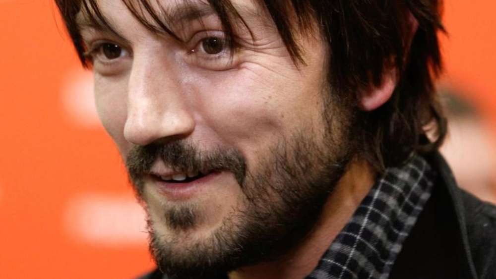 "Diego Luna hat gerade das Star-Wars-Spin-Off ""Star Wars: Rogue One"" abgedreht. Foto: George Frey"