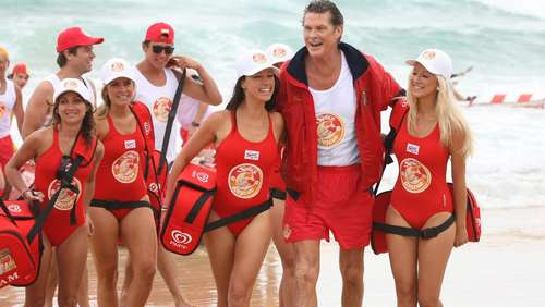 """The Hoff"": Comeback in ""Baywatch""-Film"