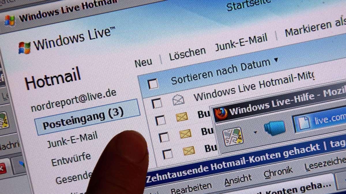 Erfinder der ersten modernen e mail gestorben multimedia for Erfinder der sms