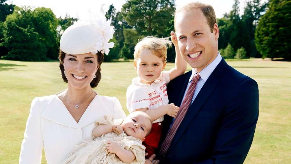 Herzogin Kate Und Prinz William Familienurlaub Im Schnee Boulevard