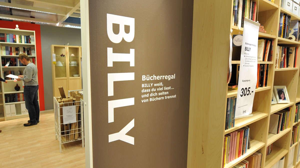 Gillis lundgren der erfinder des billy regals ist - Ikea regal bilder ...