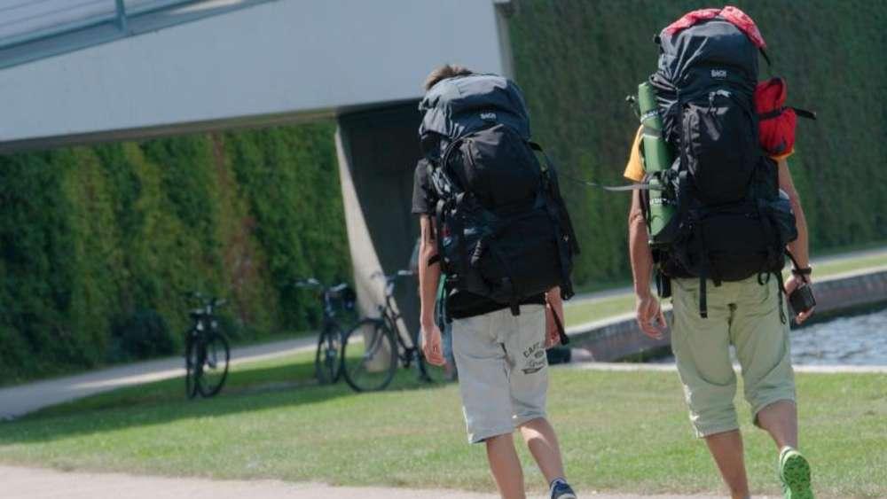 f213740acfc2e Drei-Stapel-Regel bringt Klarheit  Packtipps für Backpacker