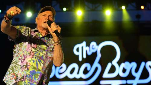 Sorglose Sommer: Beach Boy Mike Love wird 75
