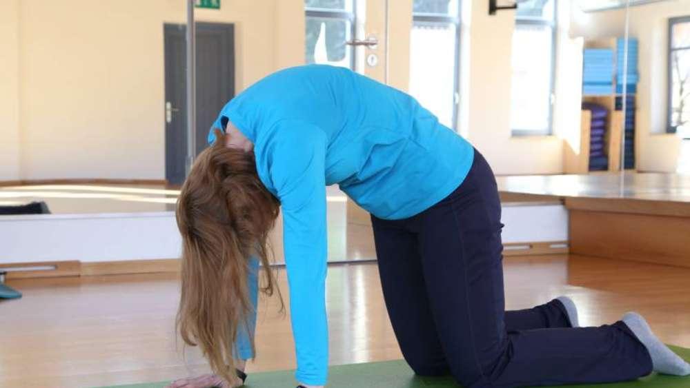 yoga übungen im sitzen bogenhausen