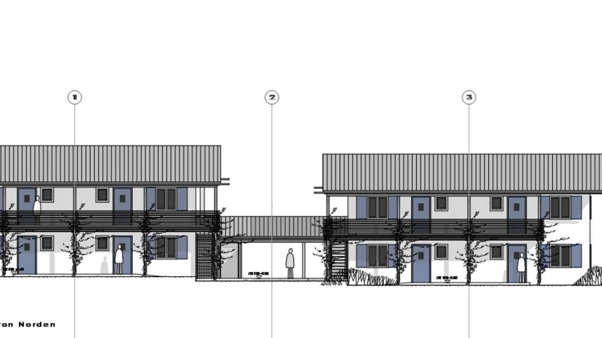 Asyl-Häuser in Schaftlach bringen billige Wohnungen | Waakirchen